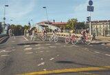 Sostinės gatves užplūs dviratininkai – bus ribojimas eismas