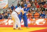 Dziudo imtynininkė – olimpinio festivalio pusfinalyje