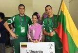 T.Tamašauskas pasaulio studentų bokso čempionate liko be medalio