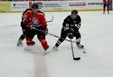 """Lietuvos ledo ritulio čempionate – sensacinga """"Hockey Punks"""" pergalė"""