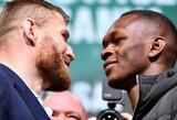 UFC narve – žvaigždžių kovos dėl trijų titulų