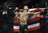 """Antras dublis: M.Holloway ir B.Ortega turėtų susikauti """"UFC 231"""" turnyre"""