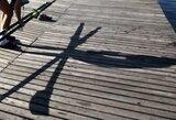 Dvi lietuvių valtys – EUSA žaidynių B finale