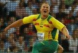 Įspūdinga: A.Gudžius Lenkijoje pagerino karjeros rekordą!