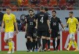 Pasaulio čempionato atrankoje – minimali Vokietijos rinktinės pergalė