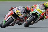 """V.Rossi: """"Kantrybė leido iškovoti šeštąją vietą lenktynėse"""""""