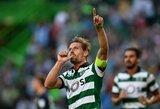 """A.Silva grįžta atgal į Portugaliją, """"Leicester City"""" ruošia apeliaciją"""