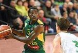 """""""Nevėžis"""" pateko į kitą FIBA Europos taurės etapą"""