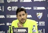 """Kova dėl teisybės: iš """"Malaga"""" atleistas treneris ketina kreiptis į teismą"""