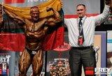 """V.Sadauskas triumfavo """"NAC Mr.Universe"""" kultūrizmo varžybose"""