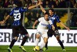 """""""Inter"""" nepavyko panaikinti Bergamo prakeiksmo"""
