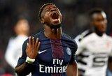 """S.Aurieras neįleistas į Angliją ir praleis rungtynes su """"Arsenal"""""""