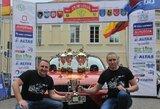 Prezidento taurė – M.Bytautui su M.Kaminsku
