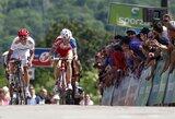 G.Bagdonas pirmajame dviračių lenktynių Prancūzijoje etape finišavo 42-as