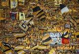 """Nemėgstamas Vokietijos klubas """"RB Leipzig"""" sulaukė žiaurių pašaipų"""