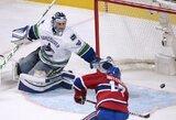 """Geriausias startas komandos istorijoje: """"Canadiens"""" iškovojo aštuntą pergalę iš eilės"""