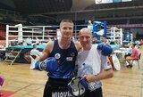 Europos muaythai čempionate – pergalingas M.Jasiūno, M.Narausko ir M.Rimdeikos startas