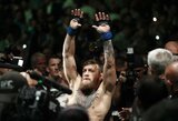 """C.McGregoras: """"Bet koks kvailys gali vieną kartą tapti čempionu"""""""