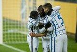 """Čempionų lyga: 5 įvarčių fiesta baigėsi """"Inter"""" pergale, """"Man City"""" nesugebėjo įveikti """"Porto"""""""