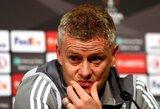 """""""Man Utd"""" treneris išsakė savo reikalavimus būsimiems komandos naujokams"""