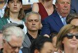 """Šmaikščioje reklamoje nusifilmavęs J.Mourinho: """"Būti ypatingu nėra lengva"""""""