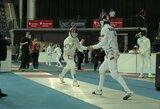 Pasaulio fechtavimo taurės etape Vokietijoje geriausiai tarp lietuvių pasirodė T.Makarovas