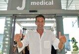 """Oficialu: G.Buffonas po vienerių metų pertraukos sugrįžo į """"Juventus"""""""