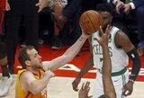 """Rezultatyvumo rekordą pakartojęs J.Inglesas privertė """"Celtics"""" pralaimėti"""