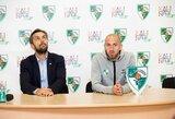 """D.Galkevičius: """"Tokios rungtynės turėtų pridėti pasitikėjimo ir patirties"""""""