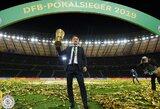 """N.Kovačas po triumfo """"DFB Pokal"""" taurėje: """"Džiaugiuosi, kad šis sezonas turėjo laimingą pabaigą"""""""