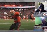 """NFL esporto turnyro starte """"Snoop Dogg"""" ir D.Cormier pamokė amerikietiško futbolo žvaigždes"""