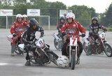 Titulas artėja: Kretingos motobolo komanda išplėšė pergalę prieš pagrindinius varžovus