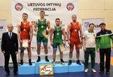 Šiauliuose paaiškėjo Lietuvos imtynių čempionai ir čempionės