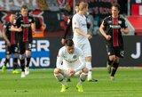 """Europos lygoje maloniai stebinantis """"Eintracht"""" patyrė pažeminimą Vokietijoje"""
