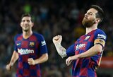 """L.Messi verdiktas – """"Barcai"""" svarbiau titulas Ispanijoje nei Čempionų lygoje"""