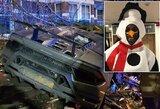 """Sniego seniu persirengęs """"Premier"""" lygos futbolininkas Kalėdų dieną sudaužė prabangų """"Lamborghini"""" automobilį"""