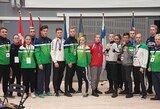 Olimpinės karatė Šiaurės šalių čempionate – 4 lietuvių medaliai