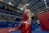 Europos žaidynių bokso turnyre V.Balsys pralaimėjo lietuvių kilmės norvegui