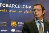 """S.Rosellis: """"Tokio žaidėjo kaip L.Messi """"Barcelona"""" daugiau niekada neturės"""""""
