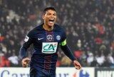 """PSG kapitonas T.Silva: """"Brazilija pasaulio čempionate žais fantastišką futbolą"""""""