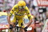 """Paskutinės C.Froome'o konkurentų viltys žlugo – britas ketvirtą kartą taps """"Tour de France"""" čempionu"""