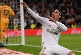 """""""Real"""" kapitonas S.Ramosas: """"Trokštu baigtį šį sezoną su iškovotu titulu"""""""