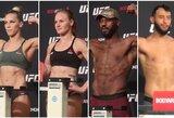 """""""UFC 247"""" svėrimų drama: J.Joneso ir D.Reyeso kova patvirtinta tik paskutinėmis minutėmis"""