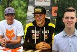 Lietuvos motokrosininkams – įtempta sezono pabaiga