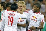 """""""Red Bull"""" gynėjas prieš """"Schalke"""" pasižymėjo iš 65 metrų"""