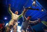 """""""DHL Rally Elektrėnai"""" netikėtai laimėjo G.Notkaus ekipažas"""