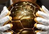 """TOP3: Paaiškėjo """"Ballon d'Or"""" apdovanojimų finalininkai"""