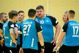 """Europos taurė: """"Dragūnas"""" iš Suomijos grįžta su 9 įvarčių deficitu"""