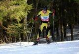 Neįprastoje rungtyje Lietuvos biatlonininkai į finalą nepateko