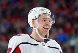 Ilgam IIHF suspenduotą J.Kuznetsovą tiria ir NHL: dėl kokaino ledo ritulininkas praleis sezono pradžią